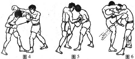 泰拳膝技十招(安在峰)  - 武风武术网 http://www.wfeng.net
