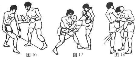 泰拳手套简笔画