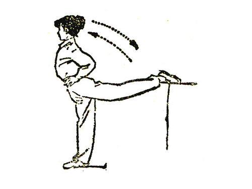 武术的基本功练习方法