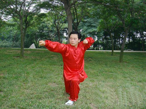 孙斌拳第五代传人刘海港