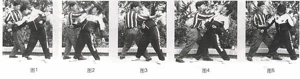 洪洞通背拳四大名手实战技法(上)----薛盛才薛印全