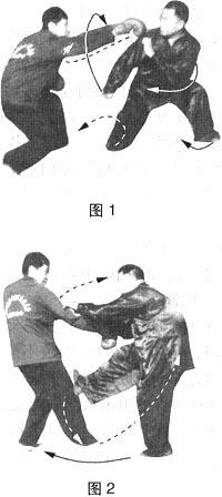 传统武术连环击法在散打中的实用----郑启龙
