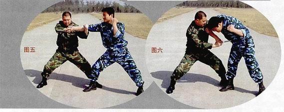 一招制敌格斗术(3):控制直刺之敌----陈伟