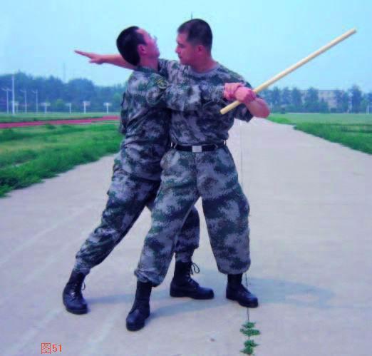 防棍制敌十技法(下)----肖相文