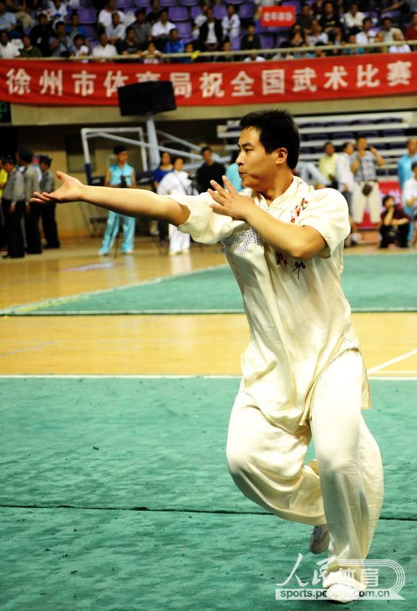 传统拳术比赛