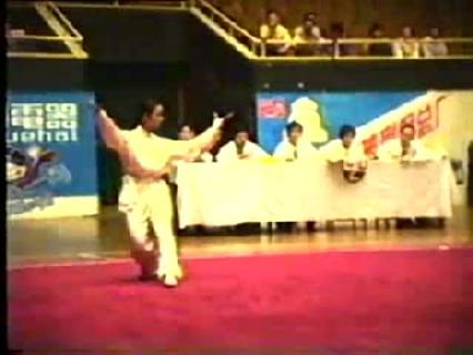 八卦掌-1995年-全国武术锦标赛