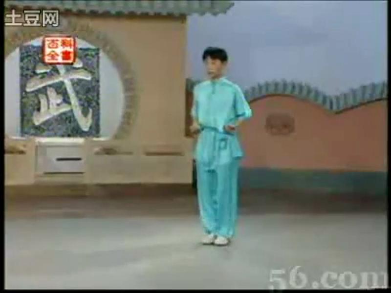 武术基本功-腿功-视频教学