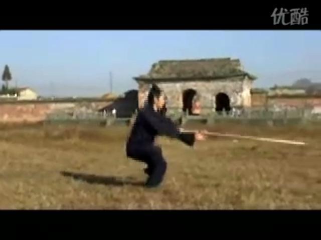 武当武术-八仙棍