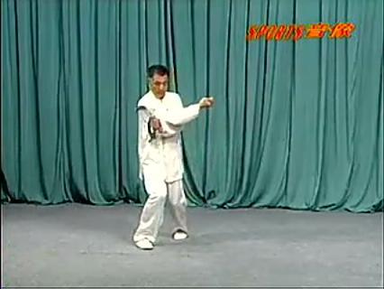程式八卦掌教学-子午鴛鴦鉞-刘敬儒