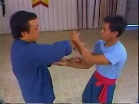 咏春拳-手法教学-英文