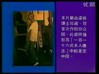 咏春拳教学-梁挺-国语