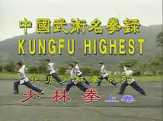 中国武术名拳录-北少林拳