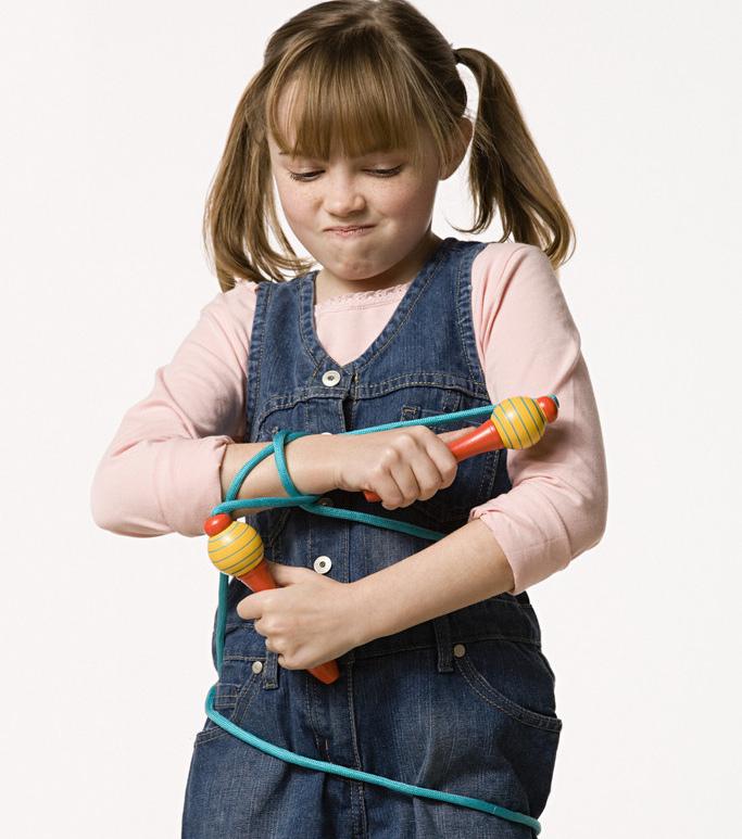女性跳绳有利于缓解便秘