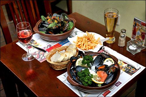 法国大餐的上菜顺序