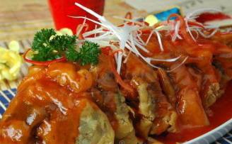 """中国饮食文化之""""八大菜系"""""""