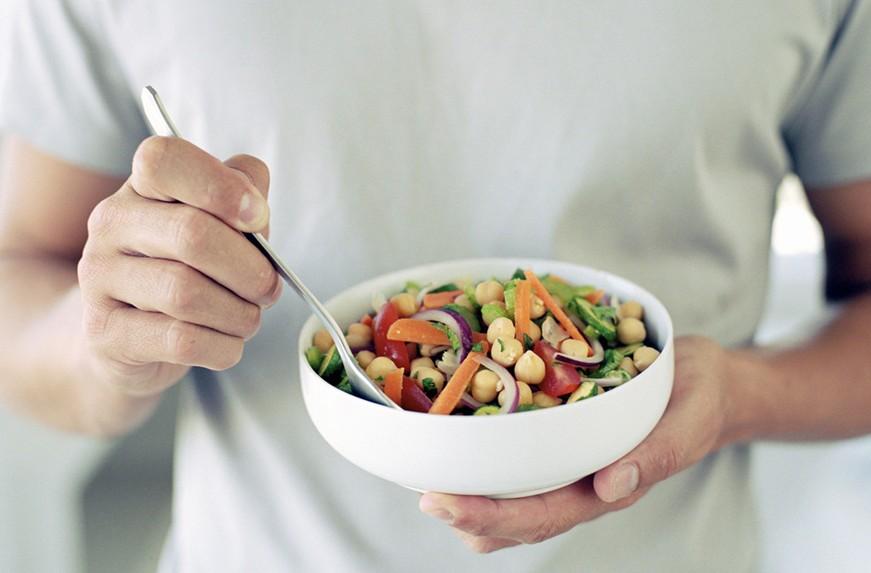 素食不等于健康食品 注意食物搭配