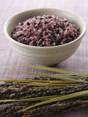 黑米滋阴补肾 养生米的6种功效