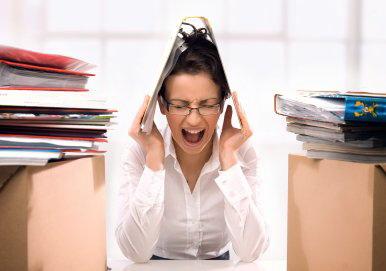 四种方法告诉白领怎样才能不再头痛